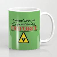 Lousy Triforce Mug