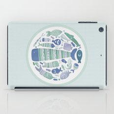 Little Fishes iPad Case