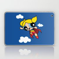 The Day Is Saved Laptop & iPad Skin