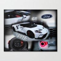 2016 GT Canvas Print