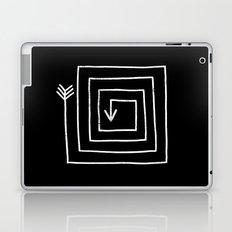 Square Arrow Laptop & iPad Skin