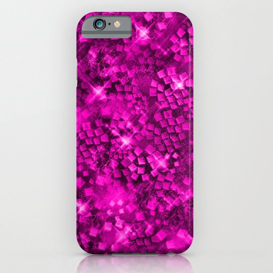 Dazzling Series (Pink) iPhone & iPod Case