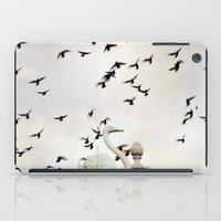 The Spell Of The Swan iPad Case