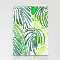 garden house Stationery Cards