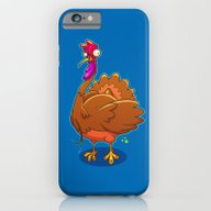 Gobble Me Up iPhone 6 Slim Case