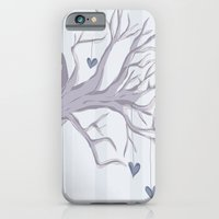 iPhone & iPod Case featuring Cold Cold Heart by LaPetiteJo