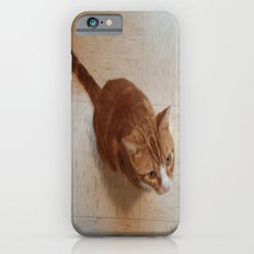 MORRIS ON THE WALL iPhone 6s Slim Case