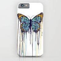Melting Monarch (collab with Matheus Lopes) iPhone 6 Slim Case