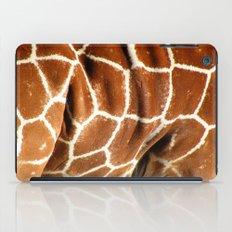 Giraffe Skin Close-up iPad Case