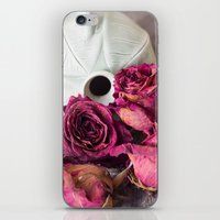 Dried Roses iPhone & iPod Skin