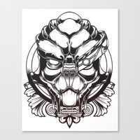 Mass Effect. Garrus Vaka… Canvas Print