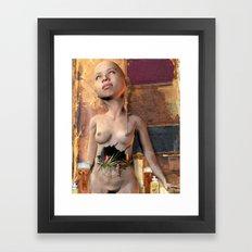 Eve II Framed Art Print