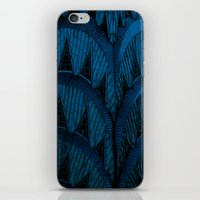 Chrysler Spire Blue iPhone & iPod Skin