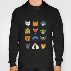 Super Dogs Hoody