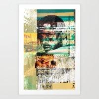 WASTE OF EFFORT Art Print