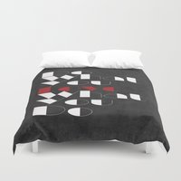 Do What You LOVE What You Do Duvet Cover