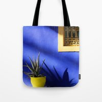 Moroccan Gardens Tote Bag