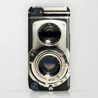 Vintage Camera iPod touch Slim Case