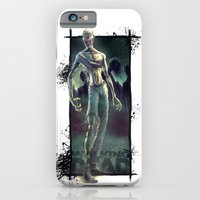walking dead iPhone & iPod Cases featuring Walking Dead by kcspaghetti