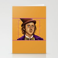 The Wilder Wonka Stationery Cards