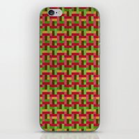 Woven Pixels VI iPhone & iPod Skin