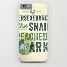 perseverance iPhone 6 Slim Case