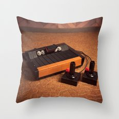 I dreamt in pixels that night. Throw Pillow