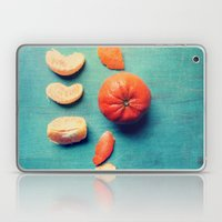 Orange Wedge Laptop & iPad Skin