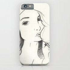 Sketch iPhone 6 Slim Case