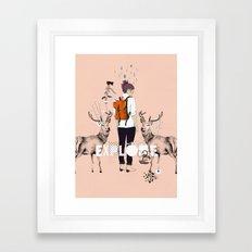 The Wilderness Framed Art Print