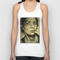 Drenched Breath (VIDEO IN DESCRIPTION!) Unisex Tank Top