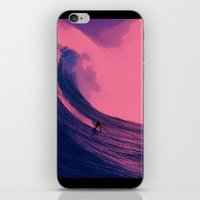 Surfing  iPhone & iPod Skin