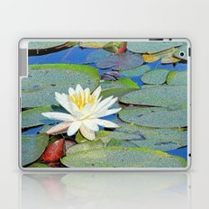 Magic Lily Laptop & iPad Skin