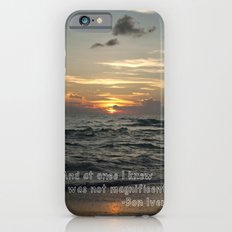 Bon Iver - Holocene iPhone 6 Slim Case