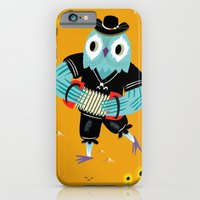 iPhone & iPod Case featuring The Animal Jamboree by Oliver Lake