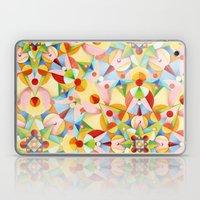 Pastel Carousel Laptop & iPad Skin