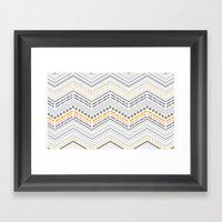 Dash & Dot - Neapolitan Framed Art Print
