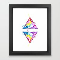Harry Potter Framed Art Print