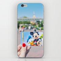 key to the kingdom iPhone & iPod Skin