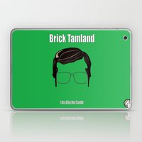 Brick Tamland: Weather Laptop & iPad Skin