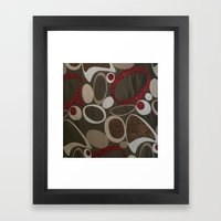 NEW THROW PILLOWS Framed Art Print