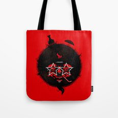 THE BLACK SUN Tote Bag