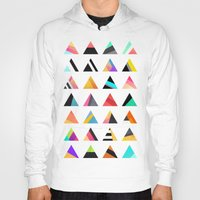 Triangle variation Hoody