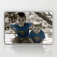 SUPER BOYS!! Laptop & iPad Skin