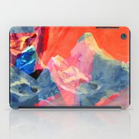 Abstract Mt. Everest iPad Case