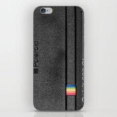 Polaroid Spirit 600 CL, black iPhone & iPod Skin