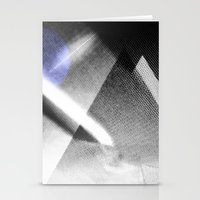MOONLIGHT_B&W Stationery Cards
