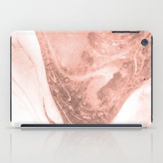 Pink & Grey Marble iPad Case