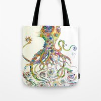 The Impossible Specimen … Tote Bag