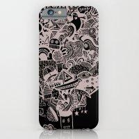 mind blown iPhone 6 Slim Case